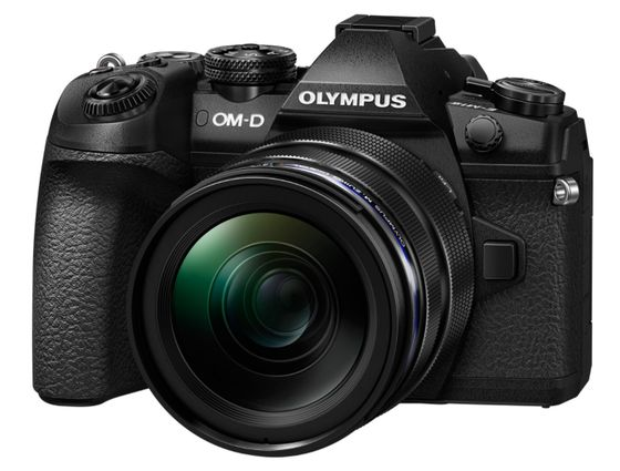 Olympus OM-D E-M1 Mark II + 12-40 mm černý - Video kit