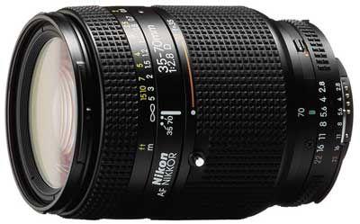 Nikon 35-70 mm F2,8 AF ZOOM-NIKKOR D A