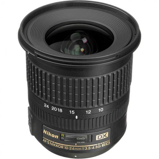 Nikon 10-24 mm f/3,5-4,5 AF-S DX G ED
