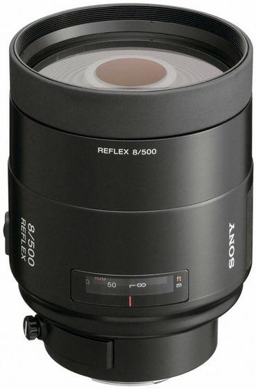 Sony 500mm f/8,0 Reflex