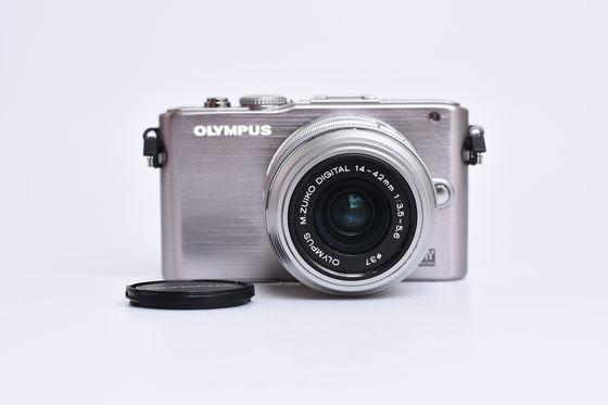 Olympus E-PL3 + 14-42 mm II R bazar