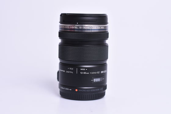 Olympus M.ZUIKO 12-50 mm F 3,5-6,3 ED bazar