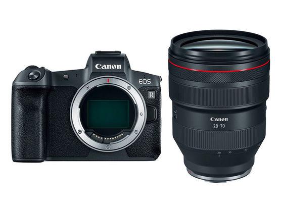 Canon EOS R + RF 28-70 mm f/2,0 L USM