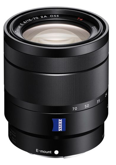 Sony 16-70 mm f/4 ZA OSS SEL Vario-Tessar T