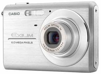 Casio EXILIM Z65