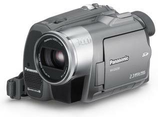 Panasonic NV-GS230EP-S
