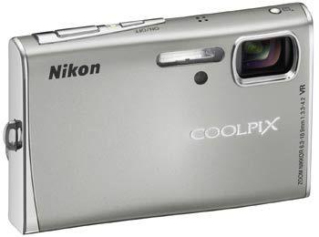 Nikon CoolPix S51 stříbrný