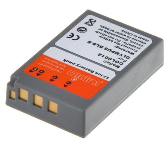 Jupio akumulátor BLS-5 pro Olympus