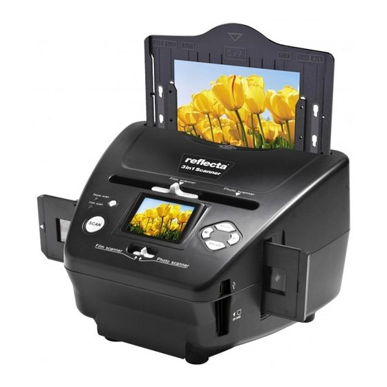 Reflecta skener 3in1-Scan