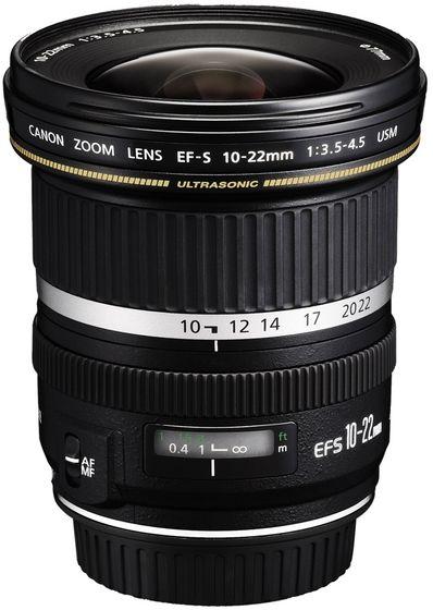 Canon EF-S 10-22 mm f/3,5-4,5 USM