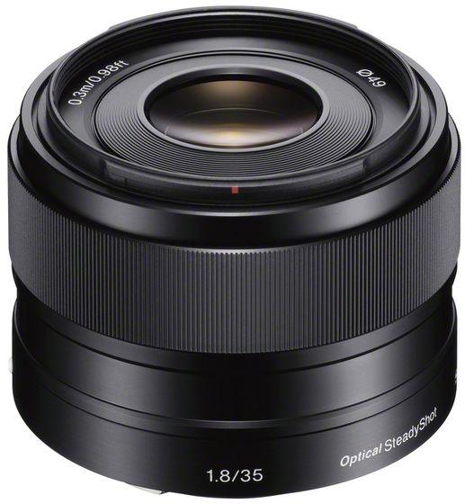 Sony 35 mm f/1,8 OSS SEL
