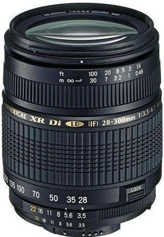 Tamron AF 28-300mm F/3.5-6.3 Di XR LD Asp. (IF) pro Sony