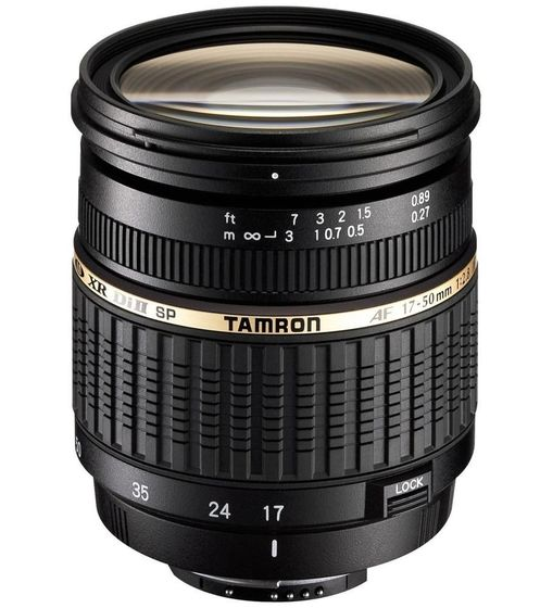 Tamron SP AF 17-50 mm f/2,8 XR Di II pro Canon