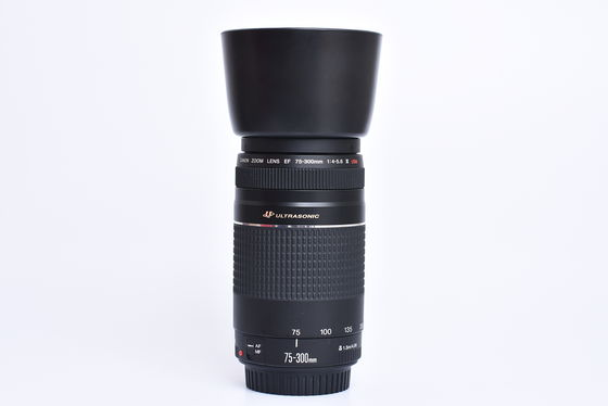 Canon EF 75-300mm f/4-5,6 III USM bazar