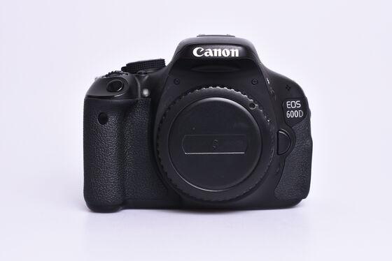 Canon EOS 600D tělo bazar