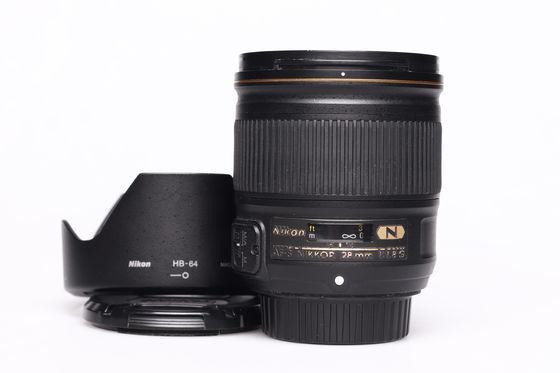 Nikon 28mm f/1,8 AF-S G bazar