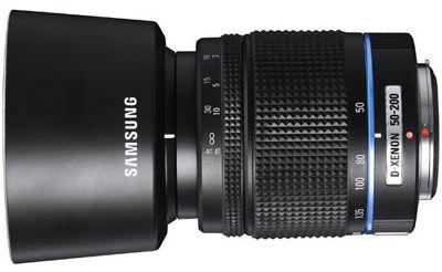 Samsung SG-DX2 D-Xenon 50-200 mm F 4,0-5,6 AL
