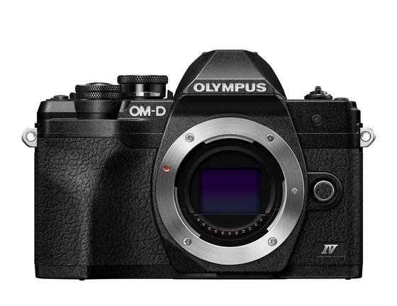 Olympus OM-D E-M10 Mark IV tělo