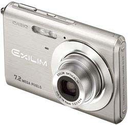 Casio EXILIM Z70 stříbrný