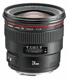 Canon EF 24 mm f/1,4 L USM a EF 35mm f/1.4L USM