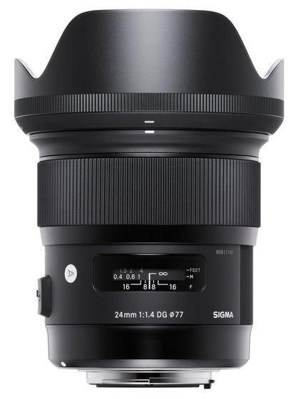 Sigma 24 mm f/1,4 DG HSM Art pro Nikon