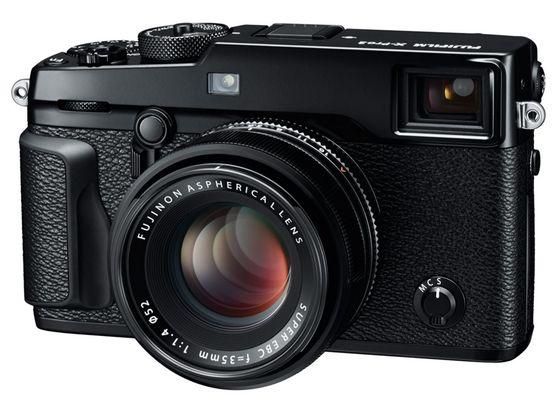 Fujifilm X-Pro2 tělo + 56 mm f/1,2R černý