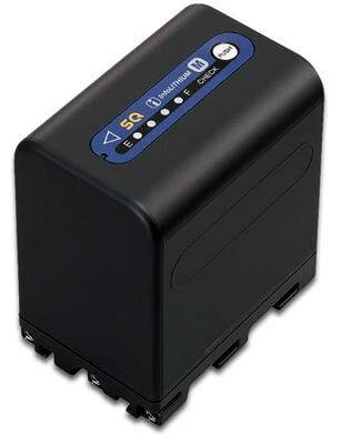 Sony akumulátor NP-QM91D