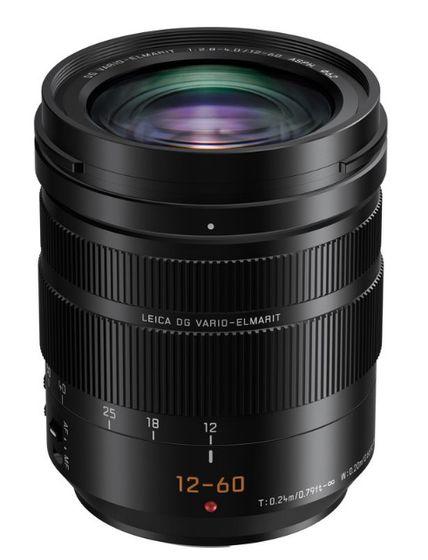 Panasonic Leica DG Vario-Elmarit 12-60 mm f/2.8-4 Power O.I.S.