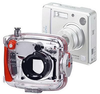 Fuji podvodní pouzdro WP FX420