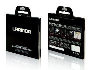 Larmor ochranné sklo na displej pro Fujifilm X-E2 / X-E2s / X100T / X100F / X-A2