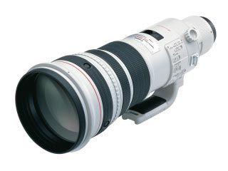 Canon EF 500mm f/4 L IS USM Set