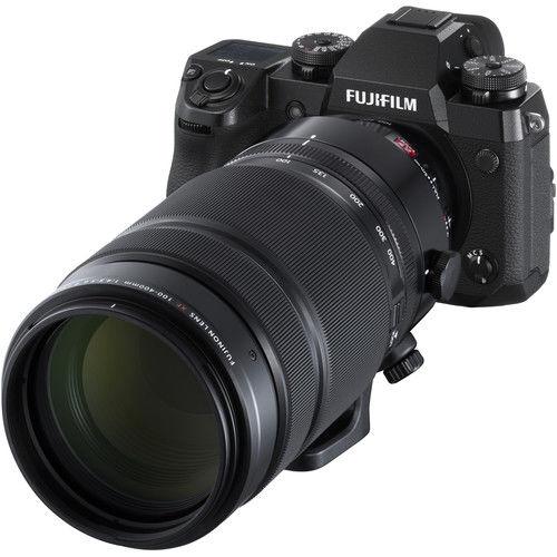 Fujifilm X-H1 tělo + XF 100-400 mm f/4,5-5,6 R LM OIS
