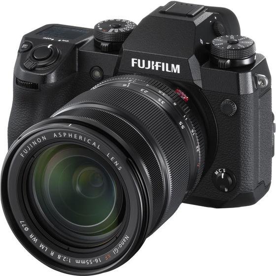 Fujifilm X-H1 tělo + XF 16-55 mm f/2,8 R LM WR
