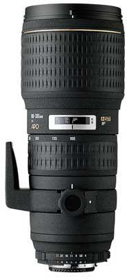 Sigma 100-300 mm F 4,0 APO EX DG IF pro Pentax + utěrka Sigma zdarma!