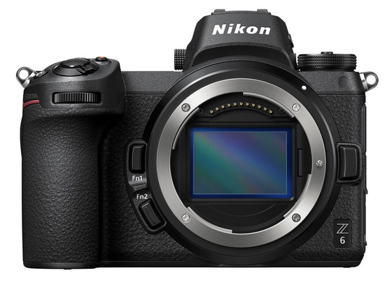 Nikon Z6 + 24-70 mm + FTZ adaptér + 64GB XQD karta