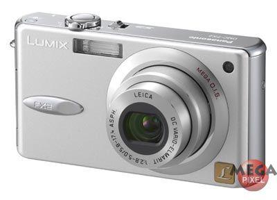 Panasonic DMC-FX2