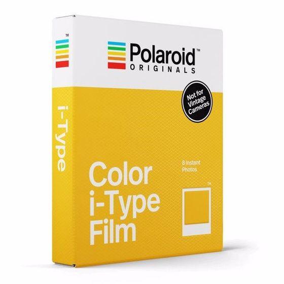 Polaroid fotopapír Color Film pro i-Type
