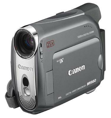 Canon MV950