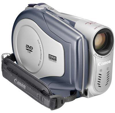 Canon DC100 DVD