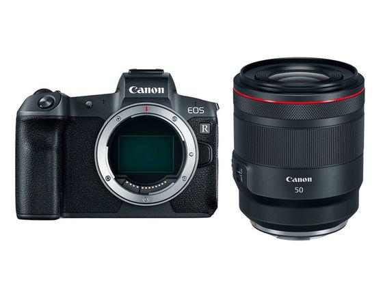 Canon EOS R + RF 50 mm f/1,2 L USM