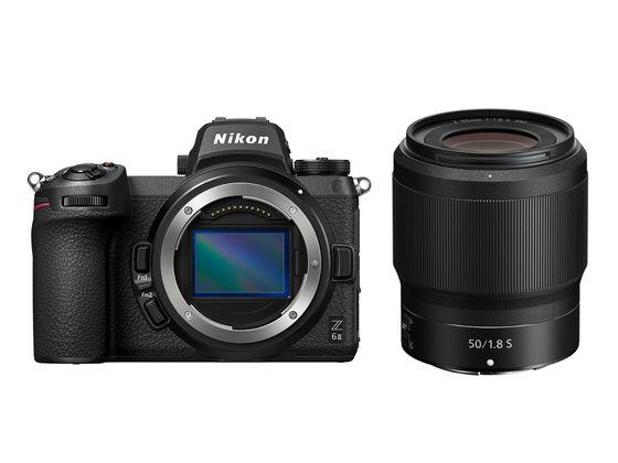 Nikon Z6 II + Z 50 mm