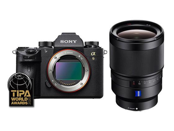 Sony Alpha A9 + FE 35 mm f/1,4 ZA Distagon T