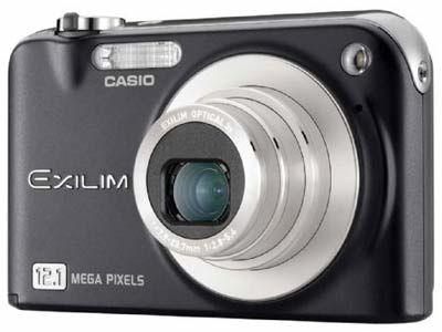 Casio EXILIM Z1200SR černý