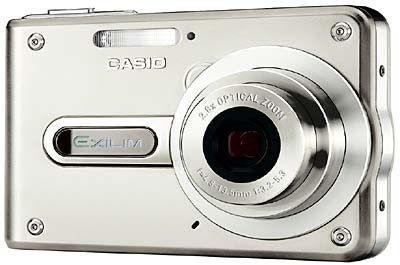 Casio EXILIM - S100 silver