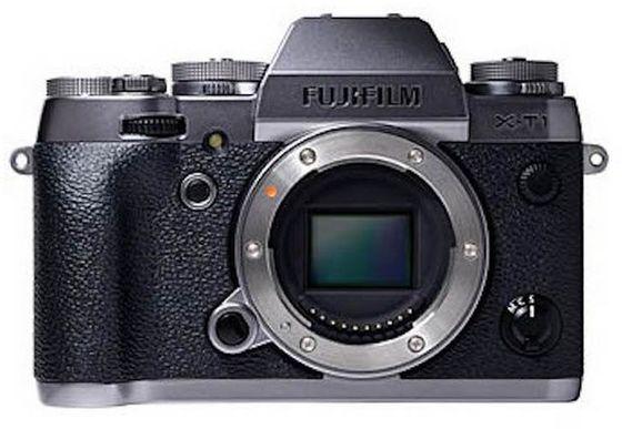 Fujifilm X-T1 tělo Graphite Silver edition