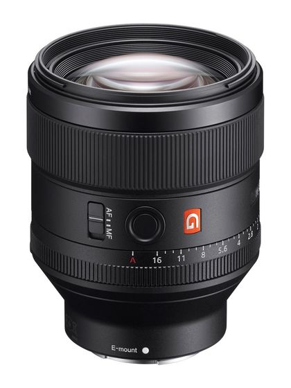 Sony FE 85 mm f/1,4 GM