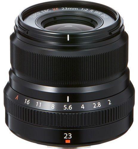 Fujifilm XF 23 mm f/2,0 R WR