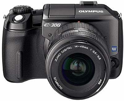 Olympus E-system E-300 Advanced Kit