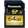 Panasonic SDXC 64 GB Class 10 Gold
