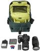 Crumpler Jackpack 4000 tmavě zelená-2